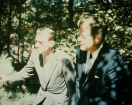 President Kennedy visits Grey Towers